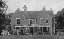 Borley Rectory (probably in 1929)