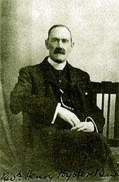 Reverend Harry (Henry) Bull