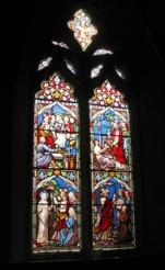 St Andrew's Church stained glass © Ellie Stevenson images