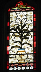 St Andrew's Church, stained glass © Ellie Stevenson images