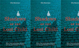 Shadows of the Lost Child by Ellie Stevenson (book cover)