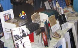 Books at the Chorleywood Indie Author Fair