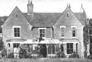 Borley Rectory in an earlier time