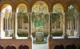 Iford Manor Cloisters, Bradford-on-Avon