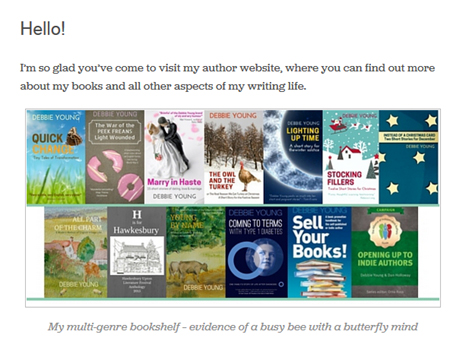 Debbie Young's books