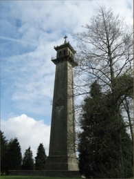 Somerset Monument, near Hawkesbury Upton