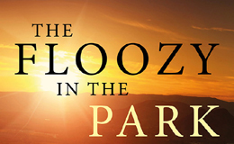 The Floozy in the Park by Ellie Stevenson (book cover) - sm