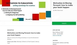 Research, Litfests and How to Make your BookHappen
